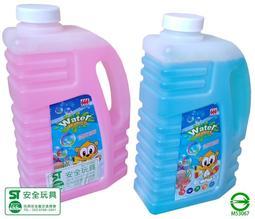 *D.X 鼎勳*1公升.1000ml泡泡水補充瓶-濃度佳泡泡多.ST安全玩具認證 (326662)