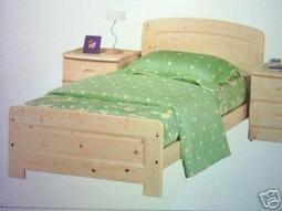 高雄市公家機關機購OA辦公家具.單人床.木床.松木床
