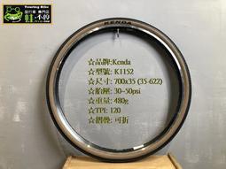 【蛙·輪胎】Kend K1152 700x35 肉邊胎