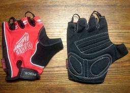 九成新~自行車手套 半指手套 XL ( 永和可自取 )*215*0211*4