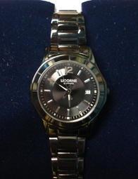 力抗 LICORNE 力抗錶 全黑 女錶 手錶 不刮傷藍寶石水晶玻璃 原廠公司貨