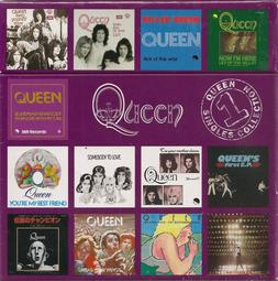 Queen: Box Set - Singles Collection Volume 1 (套裝單曲CD)