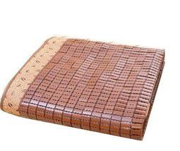 *華德寢具*夏季品優惠價~~3D麻將碳化涼蓆 透氣底布+精緻包邊 涼爽耐用不變形 單人 3.5*6尺