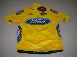 FORD HINCAPIE TDG LEADERS 短袖車衣M