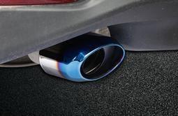 ~歐力車飾~豐田 TOYOTA 2019年 8代 CAMRY 尾飾管 排氣管 裝飾尾管 亮銀款 鈦藍款