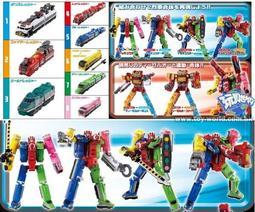 (現貨) 日版 盒玩 烈車戰隊 合體系列 第三彈