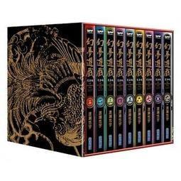 【尖端全新漫畫】幻夢遊戲 完全版1-9集盒裝套書「渡瀨悠宇」