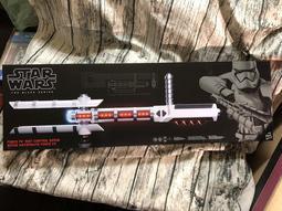 孩之寶 STAR WARS 星際大戰 黑標系列 第一軍團風暴兵 白兵 1:1電子鎮暴甩棍 已售出一隻