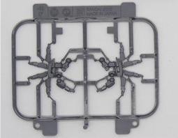<限時共購系列>萬代MG全可動手 編號:MP1 鋼彈 全新拆賣 殺肉