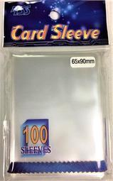 『牌塔』 RSS 卡套 透明卡套 第一層薄套 65x90mm 100張 WS MTG 適用 瑞昇