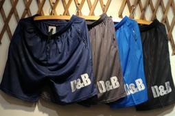 加大尺碼 吸濕排汗 速乾涼感布料 運動短褲 36~50腰