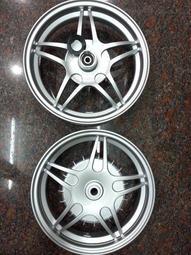過年甩賣 全新 EPIC 前後兩顆 輪圈 輪框 勁戰 12吋 用不到低售