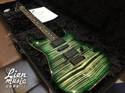 『立恩樂器』免運優惠 美廠 Tom Anderson Drop Top Cajun Key Lime Burst