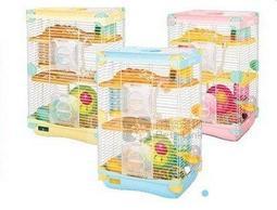 歷奇樂園倉鼠籠子 寵物鼠籠 倉鼠別墅 倉鼠用品新款倉鼠&兔子 荷蘭豬散熱板 夏季降溫板