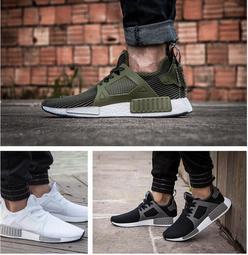 新品 Adidas Originals NMD愛迪達Primeknit Runner爆米花運動跑鞋休閒鞋百搭款日韓潮流鞋