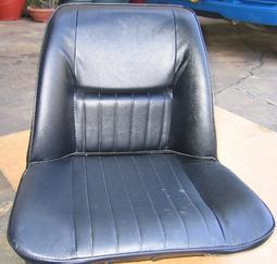 **超有力電動堆高機**堆高機用彈簧避震座椅~全新品~另有一般座椅