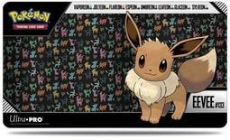 [NA諾亞方舟]UltraPro #84926 精寶可夢 神奇寶貝 伊布桌布 Pokemon Eevee Playmat