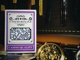 【 Bomb 】【獨家出品】皇家賭場:Casino Royale,經典賭場鑽石背再現,秋冬版神秘配色… [現貨]
