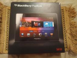 黑莓機 BlackBerry Playbook 16GB 黑莓平板 庫存新品