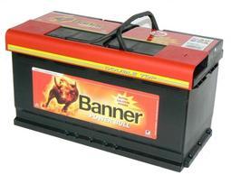 台南 汽車 電池 -崇德汽車電池  歐洲BANNER  60044 100AH BENZ.BMW.歐洲車適用