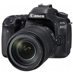 《晶準數位》Canon EOS 80D 18-200mm IS KIT (平輸貨)45個10字對焦.防水滴.防塵