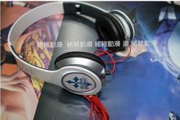 動漫耳機中二病也要談戀愛魔音耳機MP3手機可折疊耳機電玩3.5mm適用手機平板電腦
