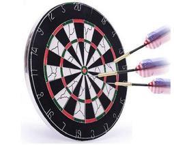 """""""專業飛鏢""""家用正品 專業18寸比賽用飛鏢盤 送6支飛鏢 飛鏢靶 專業飛鏢盤套裝  比賽用飛鏢"""