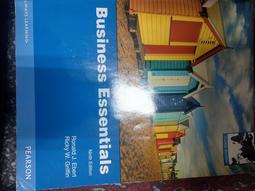 《Business Essentials(9版)》ISBN:0273766597│華泰文化│Ebert