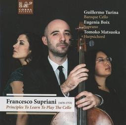 {古典}(Cobra) Guillermo Turina / Francesco Supriani 學會玩大提琴的原則