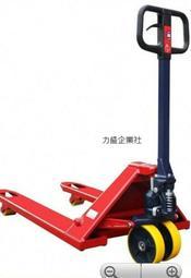 全新台灣製造2噸油壓拖板車/托板車