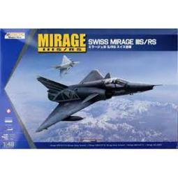 *魔力屋模型*KINETIC K-48058 1/48 法國.達梭飛機 幻象IIIS/RS戰鬥機/瑞士空軍式樣--現貨