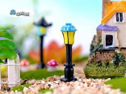 森華商城➜◊微景觀水族擺件◊ 路燈【仿真造型路燈16款】(單/個)多肉植物/植物擺件裝飾