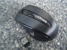 @金狗唄電腦@『 無線滑鼠 』手感好 2入四號電池1200DPI 2.4G 鼠標