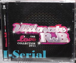 ULTIMATE R&B THE LOVE COLLECTION 2011 / 情歌寶典 2011 雙cd精選輯 /Z1