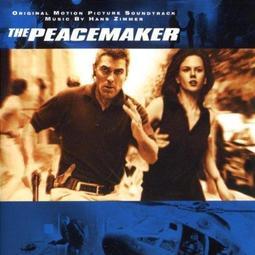 """!代訂 [原聲帶]- """"戰略殺手(Peacemaker)""""- Hans Zimmer 美版"""