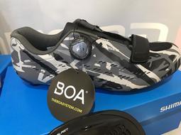 <活力生活單車>SHIMANO RP5_旋鈕碳纖卡鞋