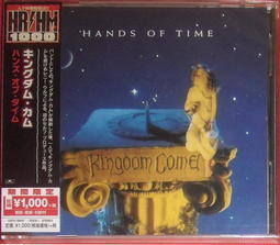 Kingdom Come / Hands Of Time (全新日盤)