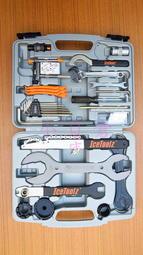 【小Q倉庫】(免運)IceToolz 新款82A5升級版82A6 46功能手提高級工具組.工具箱.可拆一體式大盤BB