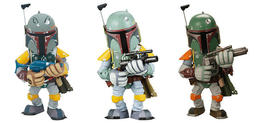 MEDICOM TOY VINYL COLLECTIBLE DOLLS 星際大戰 賞金獵人 波巴 費特 VCD STAR WARS BOBA FETT SIDESHOW KUBRICK HOT TOYS