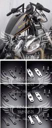 哈雷 Harley sportster(XL 883 1200 48) 油箱 白鐵台增高器 高品質電鍍,非烤漆,非陸貨