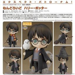 ★GAME BOX★預購4月(免訂金)代理版 GSC 黏土人 HarryPotter 哈利波特 巫師袍 含分類帽 可動