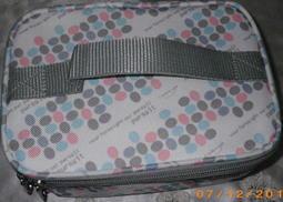 長方形耐高溫玻璃保鮮盒附保溫保冷袋