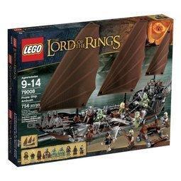 樂高 積木 LEGO 79008 魔戒 海盜船的伏擊 Pirate Ship Ambush 魔戒 徵兵 擴大軍勢