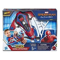 湯圓嬉遊趣-漫威蜘蛛人電影角色扮演Web Shots發射器