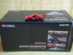 (大橘子) TOMICA X EBBRO (1/24比例) 65-4 SKYLINE RS SUPER SILHOUETTE