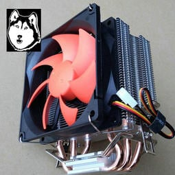 Ⓢ就是硬Ⓢ BTZF CPU散熱器 HDT銅底 775/1156/1155/1150/1151/FM2/AM3三管旗艦版