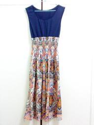 女性民族風洋裝
