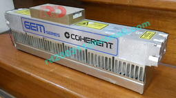 Coherent, GEM Laser, CO2, 350W, 10.6um, 1101-00-0002 REV A,