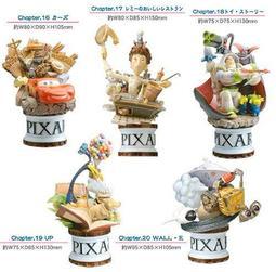 動漫方-正版 SQUARE 迪士尼 皮克斯 PIXAR  FORMATION ART 場景 全5款大全套(訂金)