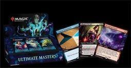 [ALG卡牌專門] UMA Ultimate Masters 終極大師 英文補充包 一盒(附逸品包